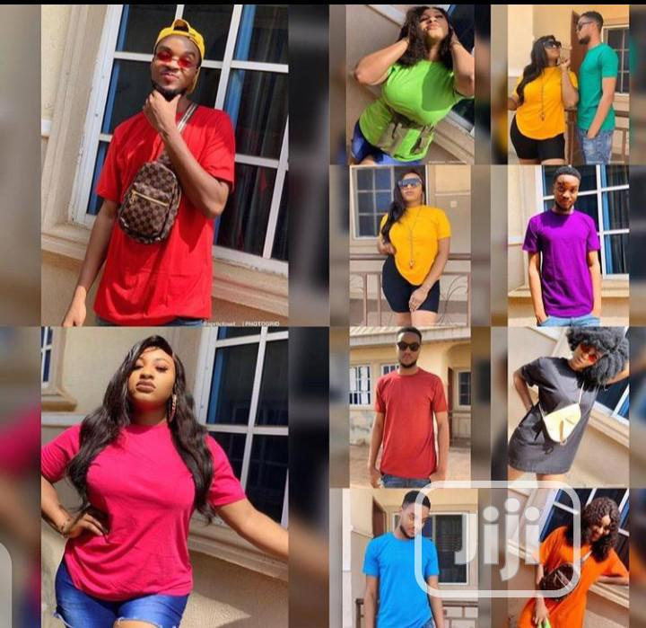 Archive: Distributors Of Kanin Tee Shirt In Nigeria (Minumum 12pieces)