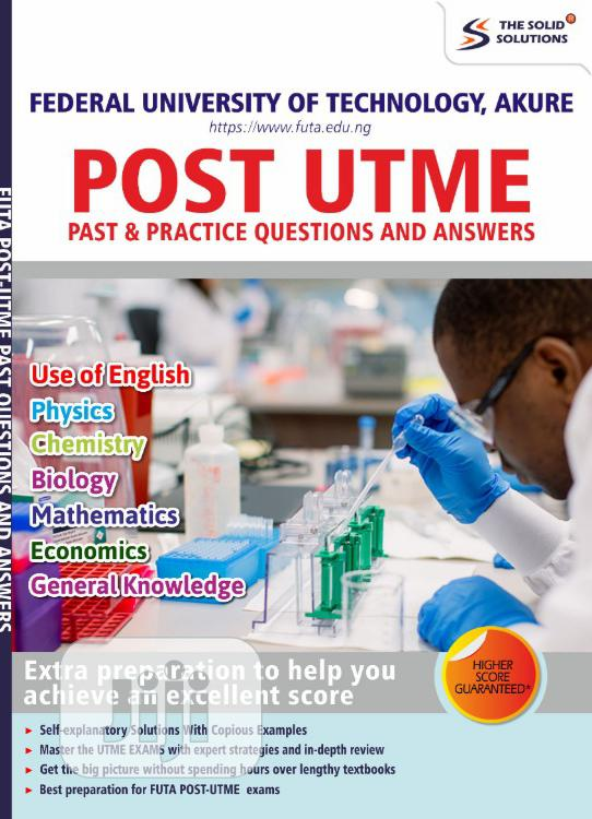 Unilorin Post UTME Past Questions/Answers