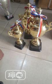 Set Of Gold Trophy   Arts & Crafts for sale in Imo State, Mbaitoli