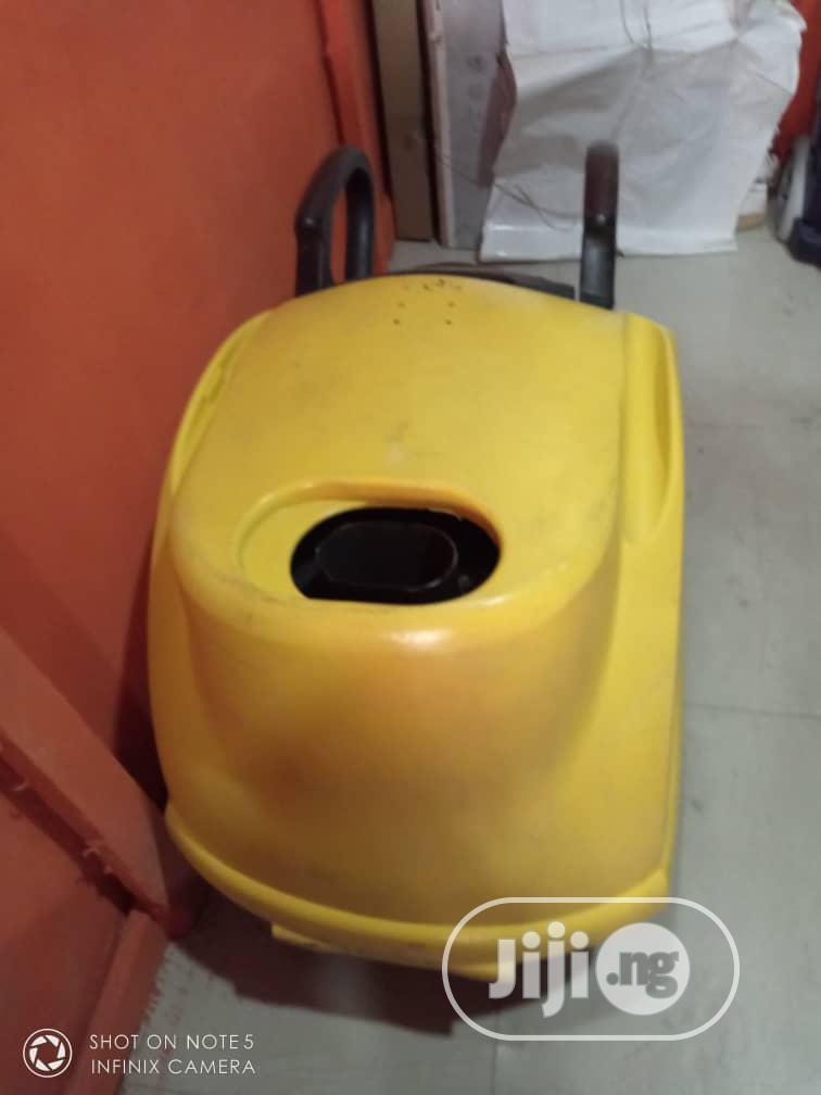 Hot Steam Pressure Washer
