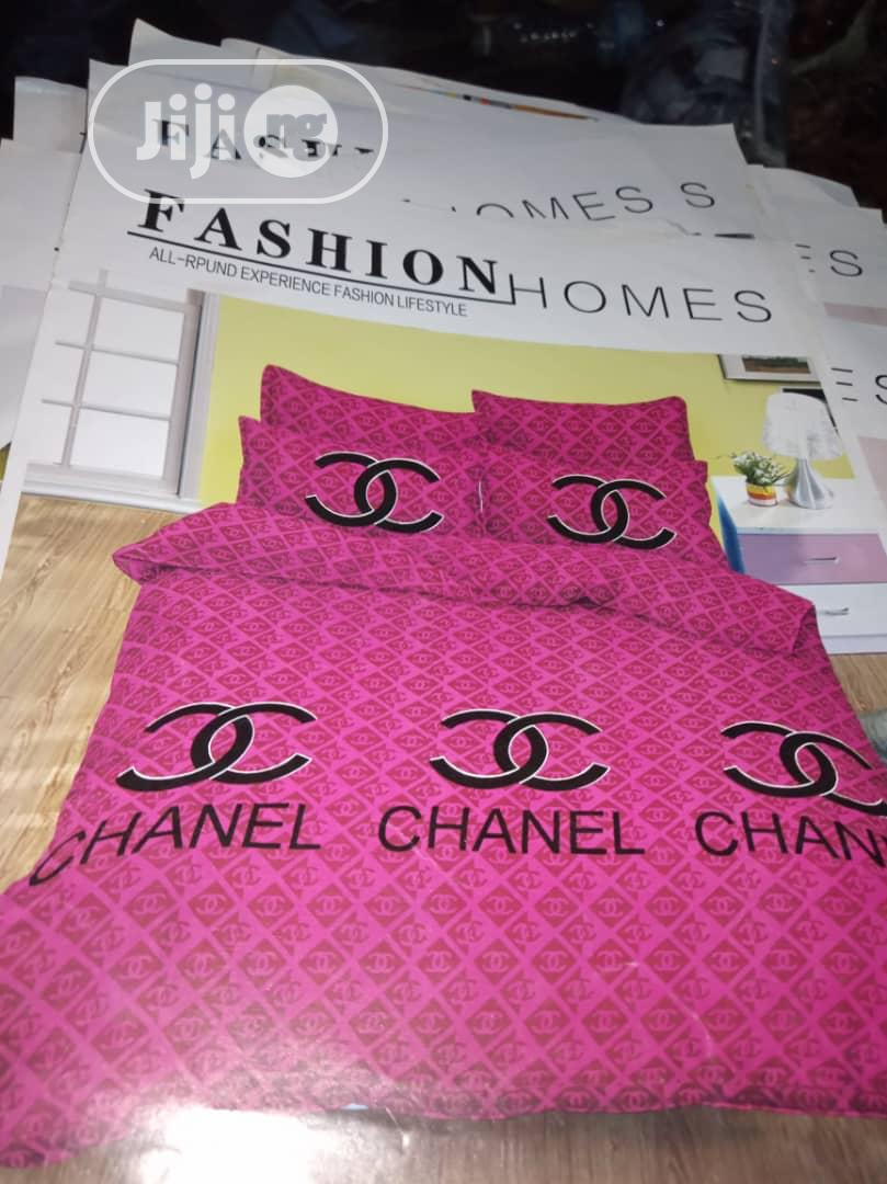 Kids Chanel Bed Spread And Duvet
