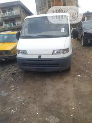 Fiat Ducato With Diesel Engine Very Clean Accident Free   Buses & Microbuses for sale in Lagos State, Yaba