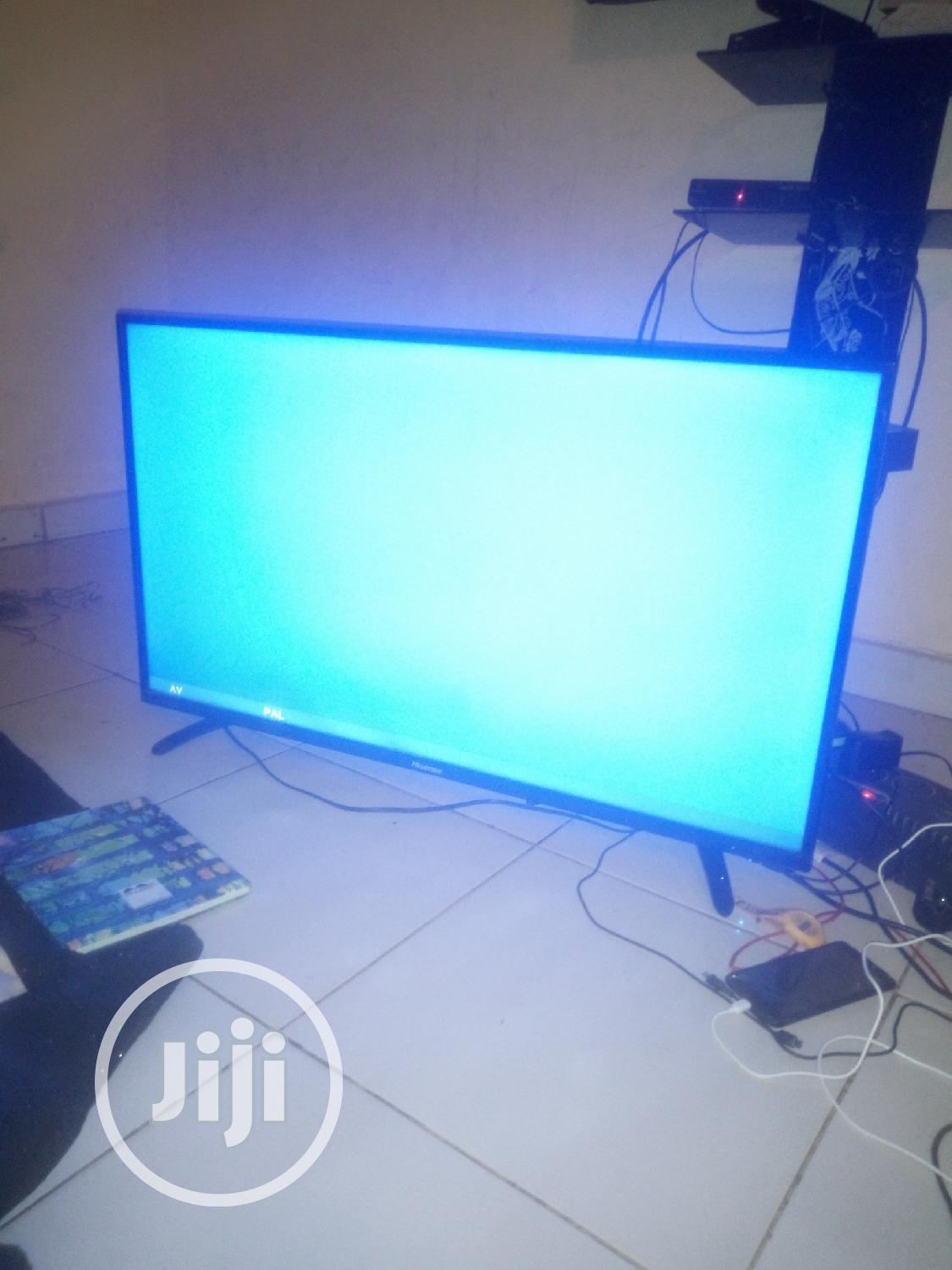Hinsense 40 Inches TV | TV & DVD Equipment for sale in Jahi, Abuja (FCT) State, Nigeria