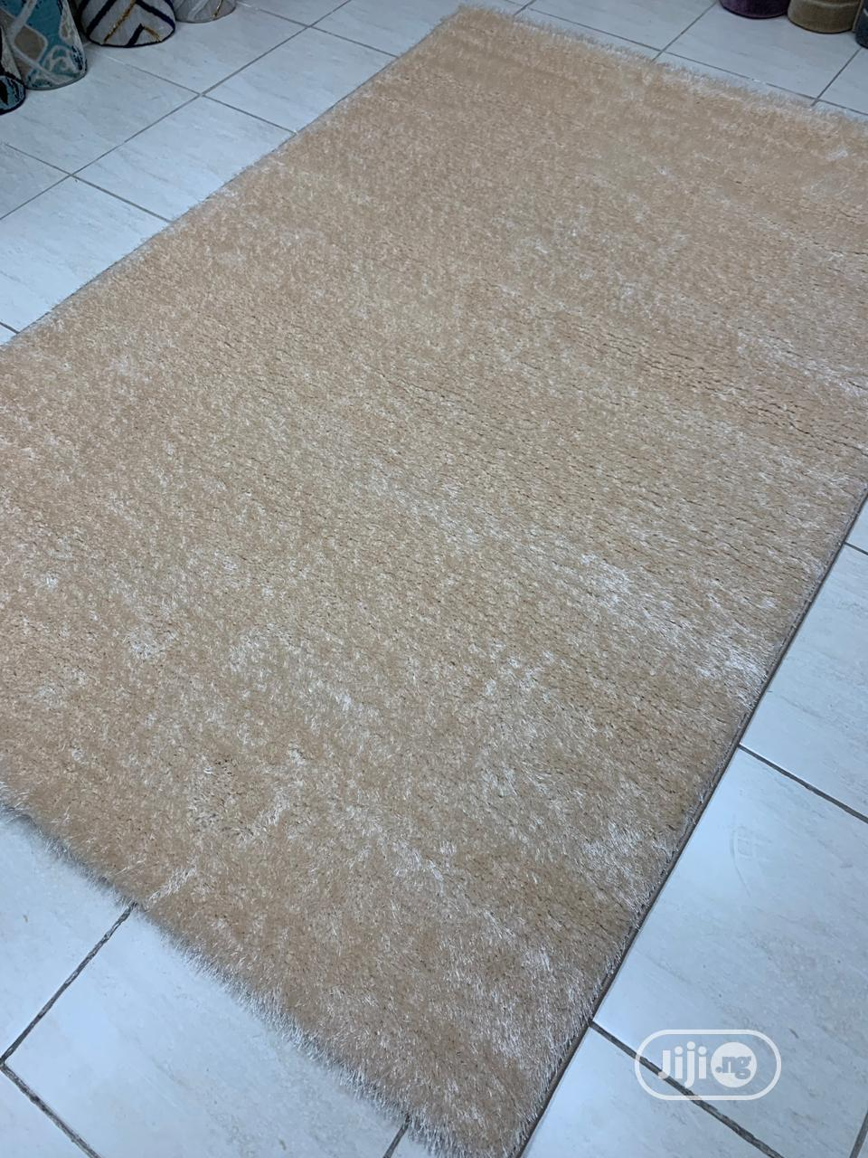 7ft By 10ft. Fluffy Shaggy,Made In Turkey   Home Accessories for sale in Lekki Phase 1, Lagos State, Nigeria