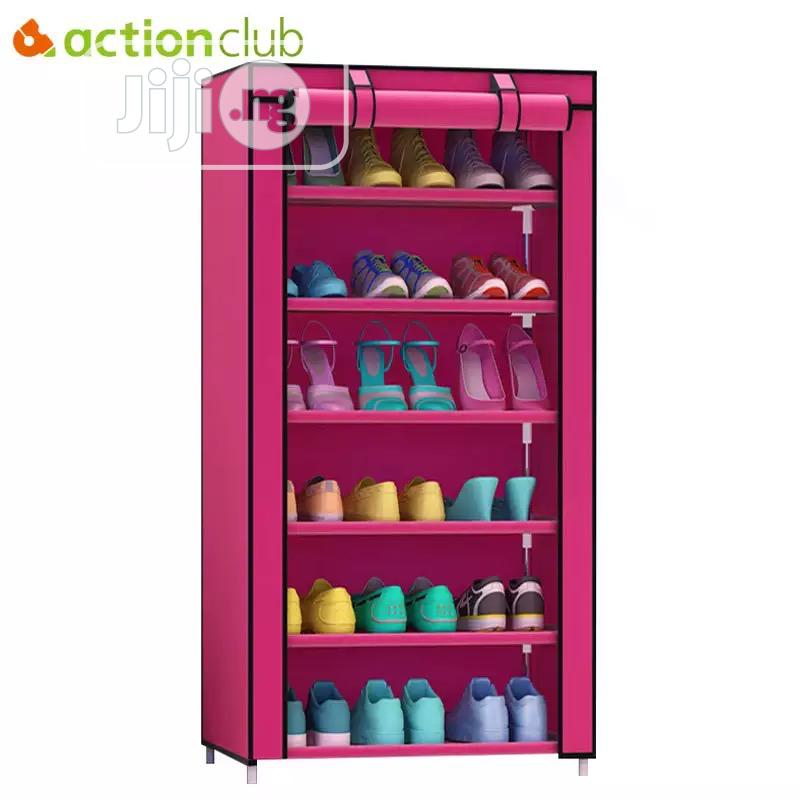 6 Layers Shoe Rack Cabinet | Furniture for sale in Lagos Island, Lagos State, Nigeria