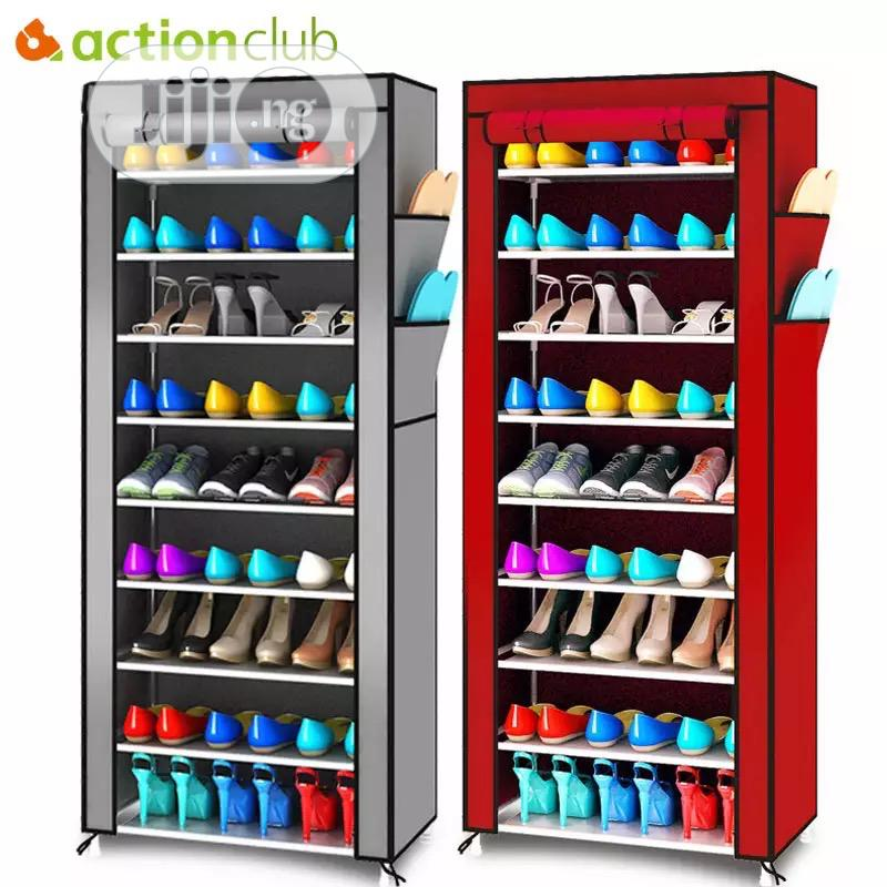 9 Layers Shoe Rack Cabinet   Furniture for sale in Lagos Island, Lagos State, Nigeria