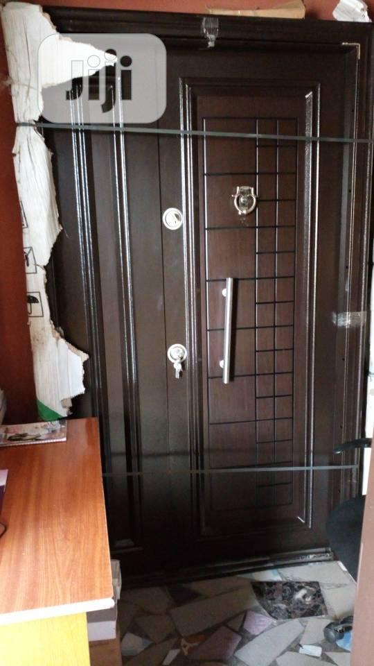 Security Excellent Turkey Door