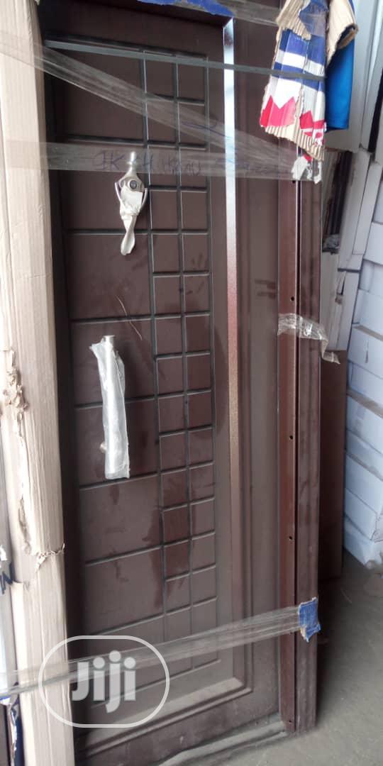 Security Excellent Turkey Door | Doors for sale in Orile, Lagos State, Nigeria