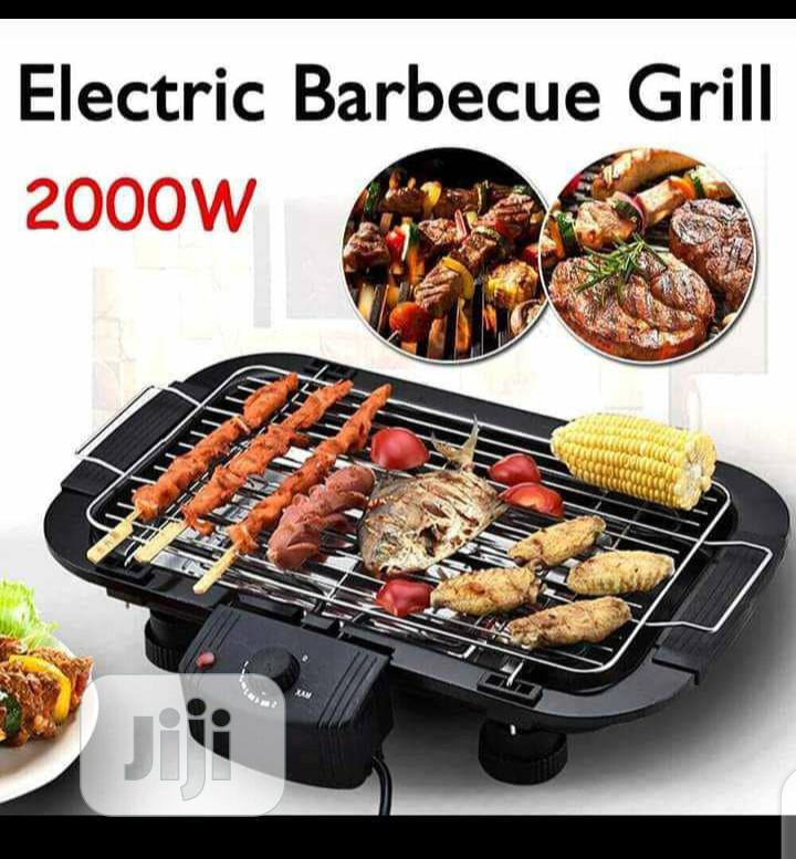 Electric Barbeque Maker/ Grill