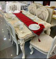 Original White Dinning Table | Furniture for sale in Lagos State, Ojo