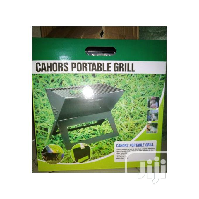 Cahors Kitchen & Outdoor Charcoal Barbeque Grill