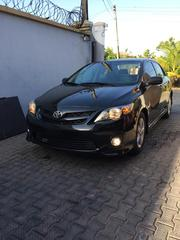 Toyota Corolla 2012 Black   Cars for sale in Lagos State, Lekki Phase 1