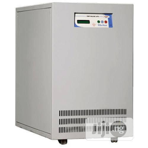 Sukam 20kva/360v Inverter + 30 X 200ah Batteries + Rack + Installation