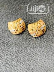 18 Karat Gold Earrings | Jewelry for sale in Lagos State, Yaba