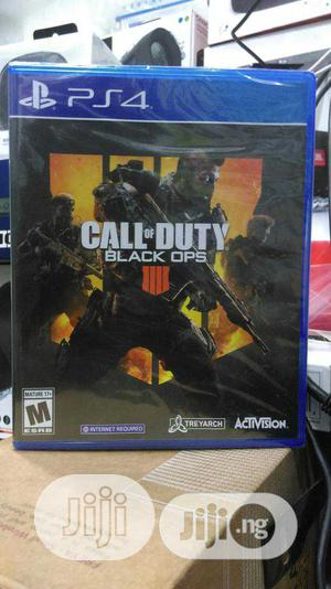 Ps4 Call Of Duty Black Ops 4 | Video Games for sale in Lagos State, Ikeja