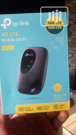 Tp-link 4G LTE Mobile Wi-fi (M7200)   Networking Products for sale in Lagos State, Ikeja