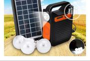 Solar Power System With FM Plus A Mini Rechargeable Fan | Solar Energy for sale in Abuja (FCT) State, Gwarinpa