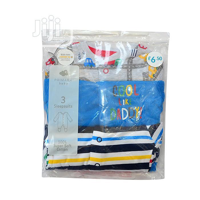 3 Set Of Babies Clothes