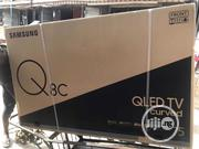 Samsung 75inches Curve Qled Tv 4K Ultra Hd | TV & DVD Equipment for sale in Lagos State, Ojo