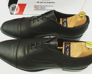 Black Office Shoe   Shoes for sale in Lagos State, Ikorodu
