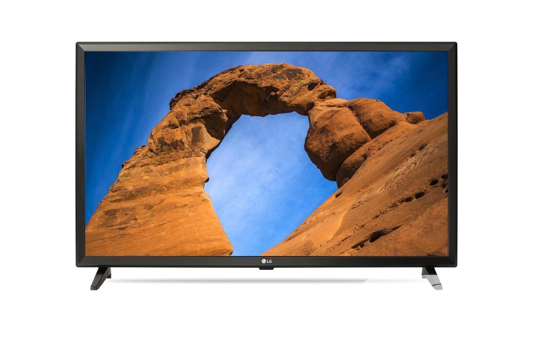 LG 32 Inch Smart LED TV (32lk510bpld)