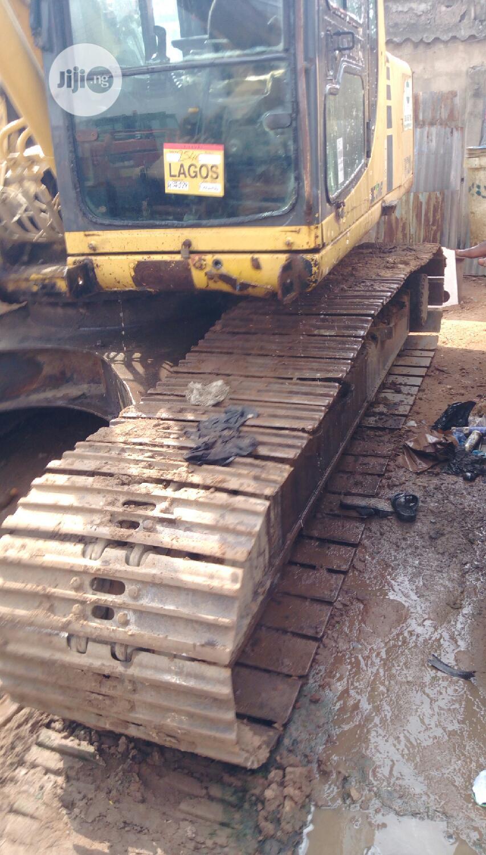 Komatsu Excavator PC210LC | Heavy Equipment for sale in Ikeja, Lagos State, Nigeria