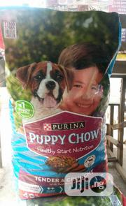 Puppy Dog Chow Food Puppy Adult Dogs Cruchy Dry Food Top Quality | Pet's Accessories for sale in Lagos State, Lekki Phase 1