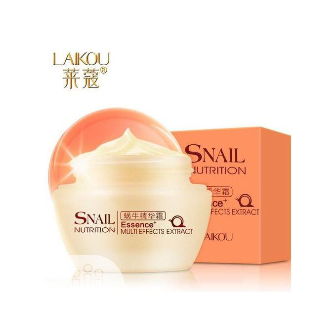 Laikou Snail Nutrition Essence Skin Care