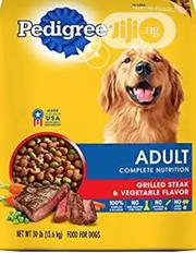 Pedigree Dog Food Puppy Adult Dogs Cruchy Dry Food Top Quality | Pet's Accessories for sale in Lagos State, Ikeja