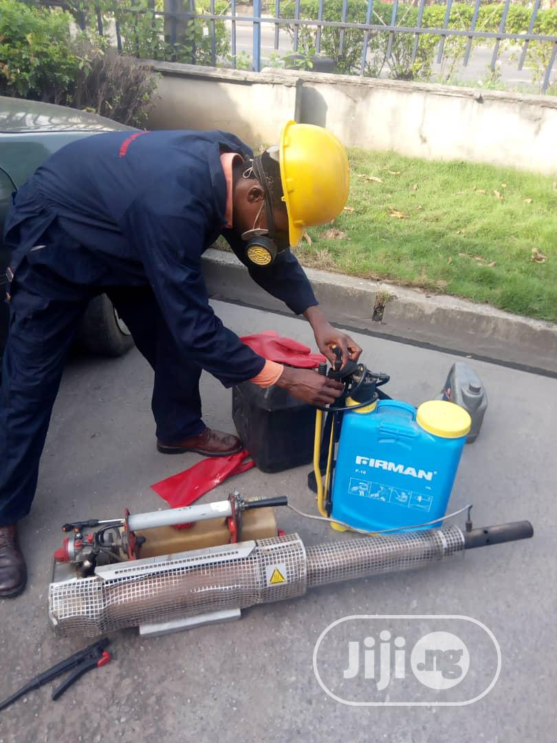 Fumigation Services In Lagos