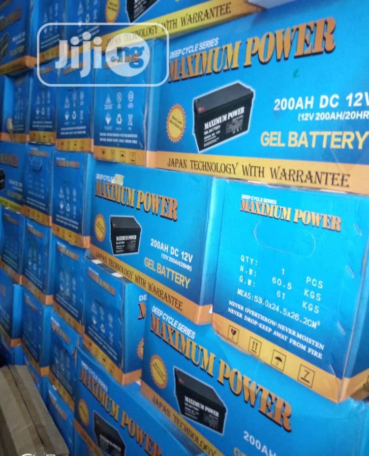 Original Solar Battery