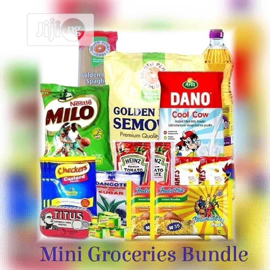 Family Groceries Bundle