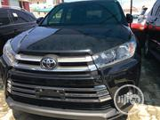 Toyota Highlander 2018 Black | Cars for sale in Lagos State, Lagos Island
