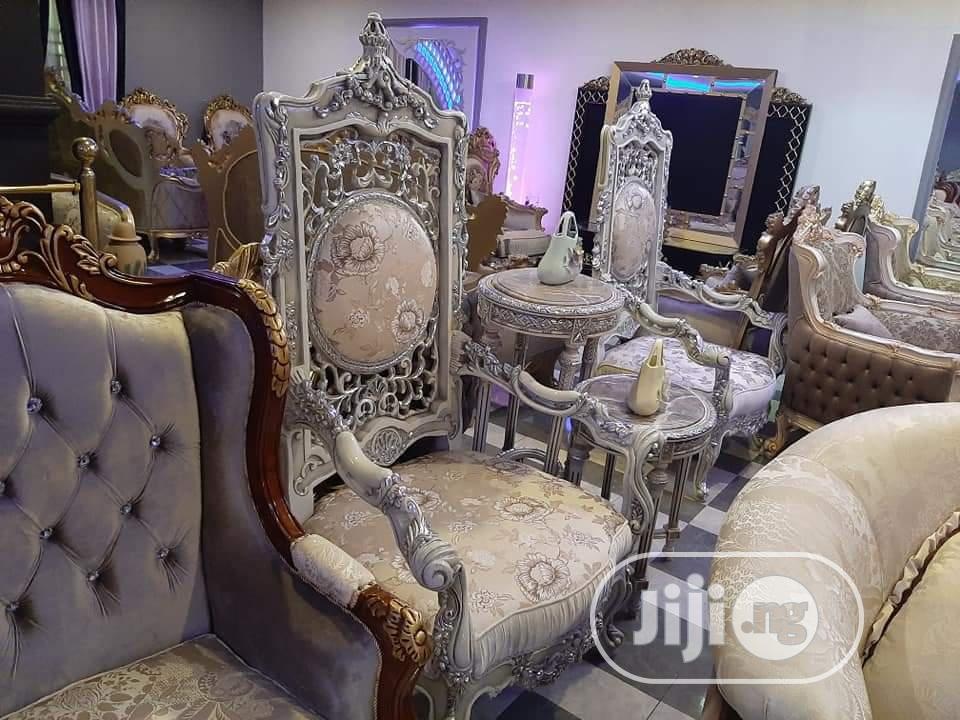Royal Kings Queens Chairs