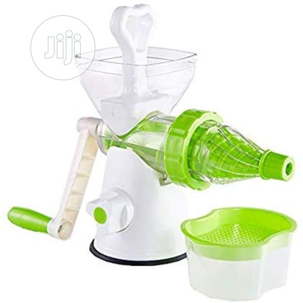 Manual Juicer | Kitchen & Dining for sale in Lagos Island, Lagos State, Nigeria