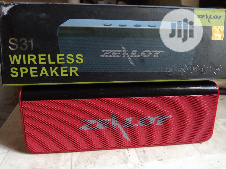 Archive: Zealot S31 Bluetooth Speaker