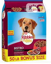 Kibbles N Bits Dogfood Puppy Adult Dogs Cruchy Dryfood Top Quality | Pet's Accessories for sale in Lagos State, Oshodi-Isolo