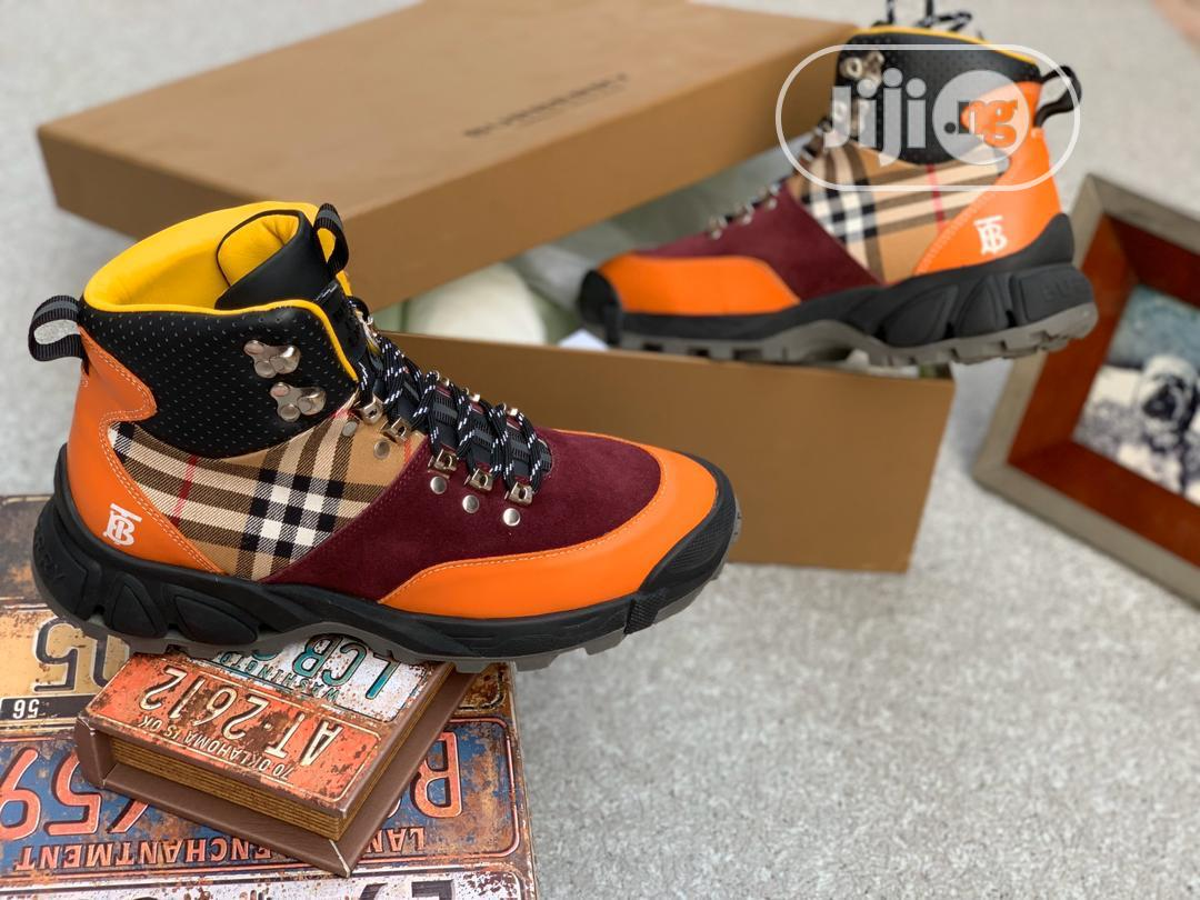 Burberry Sneakers | Shoes for sale in Surulere, Lagos State, Nigeria