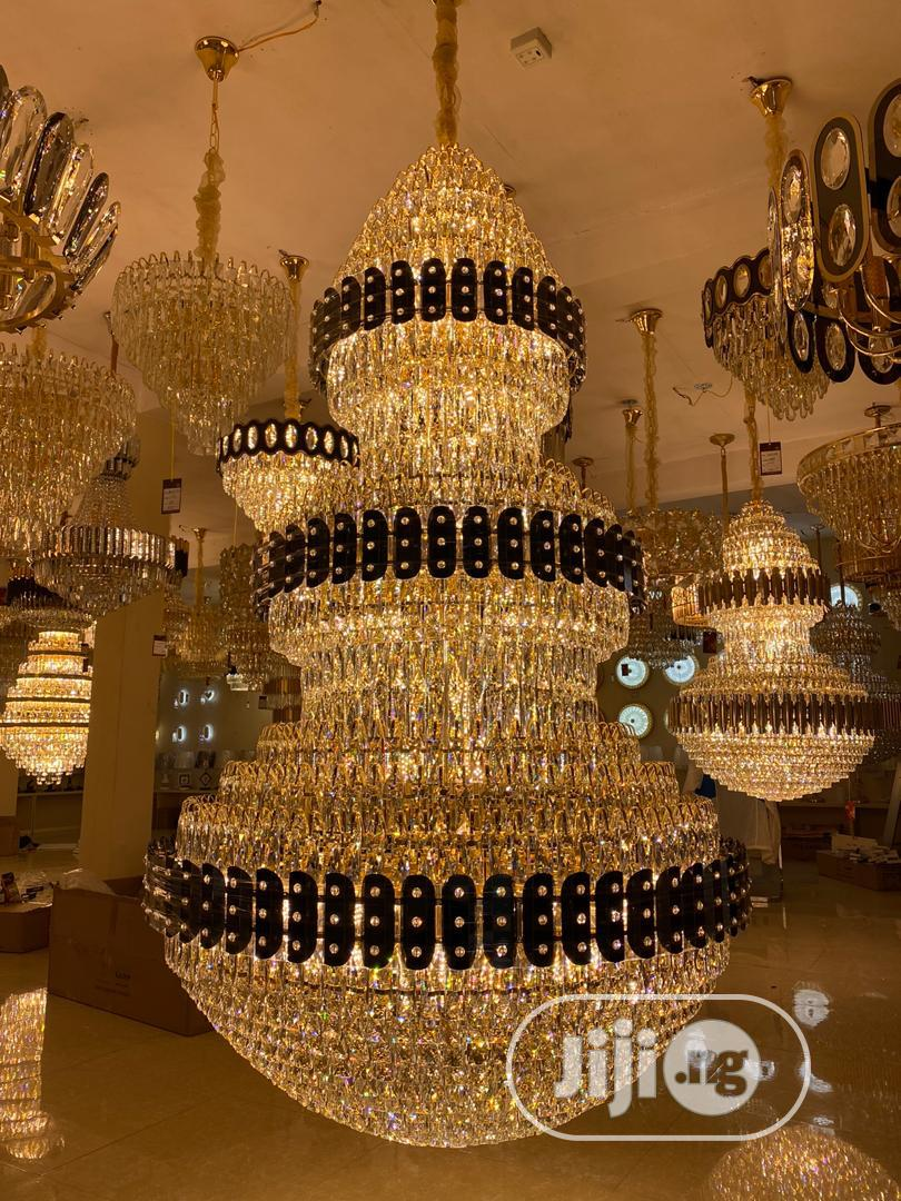 Led Crystal Chandelier | Home Accessories for sale in Ajah, Lagos State, Nigeria