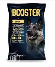 Booster Dog Food Puppy Adult Dogs Cruchy Dry Food Top Quality | Pet's Accessories for sale in Lagos State, Ilupeju