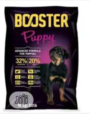 Booster Dog Food Puppy Adult Dogs Cruchy Dry Food | Pet's Accessories for sale in Lagos State, Ilupeju