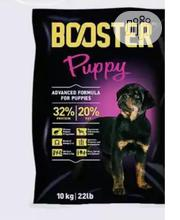 Booster Dog Food Puppy Adult Dogs Cruchy Dry Food Top Quality | Pet's Accessories for sale in Lagos State, Epe