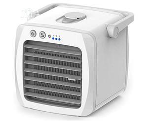 Mini Air Cooler Desktop Air Purifier Fan | Home Appliances for sale in Lagos State, Ikeja