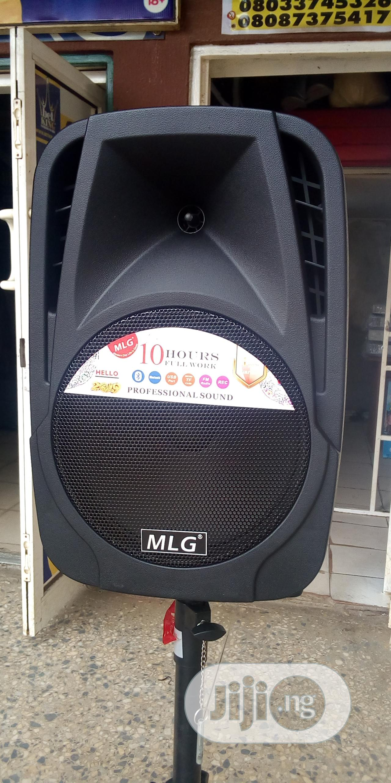 Super Duper Sounds Kingy Rechargeable Bluetooth Speaker   Audio & Music Equipment for sale in Dakibiyu, Abuja (FCT) State, Nigeria