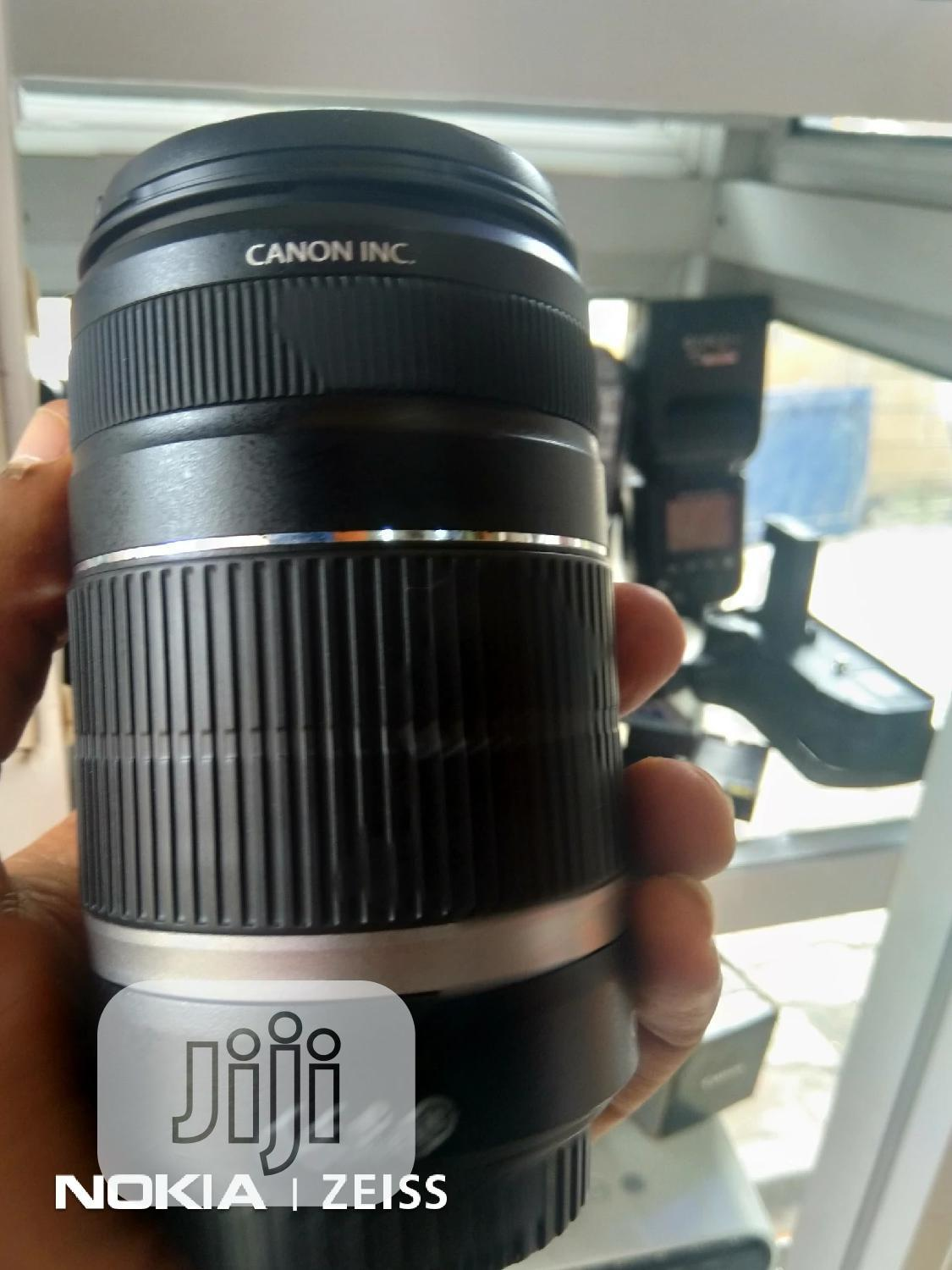 Canon Lens 55-250mm | Accessories & Supplies for Electronics for sale in Ikeja, Lagos State, Nigeria