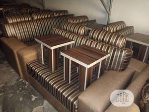 7 Setter Sofa Chiar With Original Material   Furniture for sale in Lagos State, Ojo