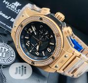 Hublot Gold Chain Stud Watch | Watches for sale in Lagos State, Lekki Phase 1