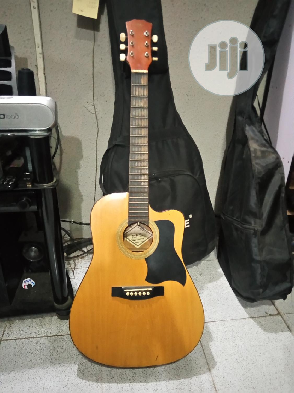 Archive: Gallant Acoustic Guitar