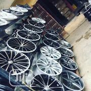 All Kinds Of Alloy Rim For All Motors | Vehicle Parts & Accessories for sale in Lagos State, Mushin