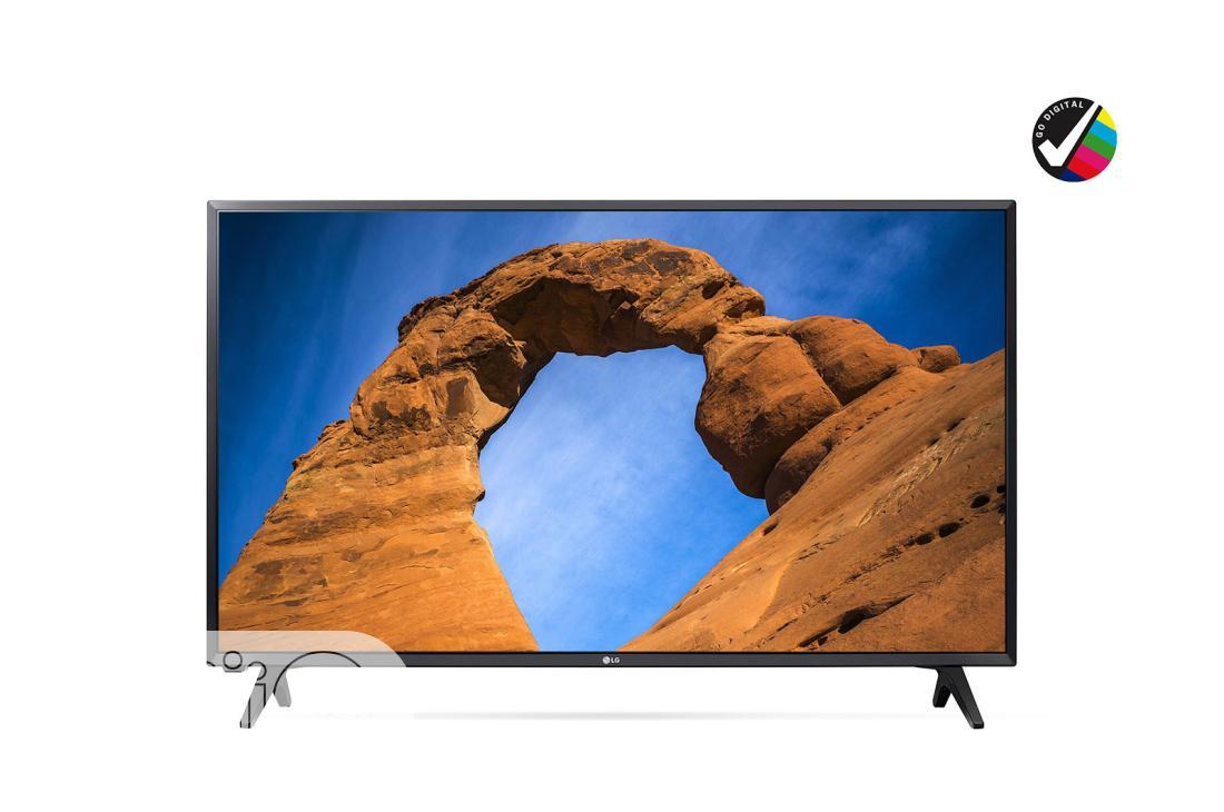 LG LED TV 32 Inch Lk500b Series (Hd LED Tv)